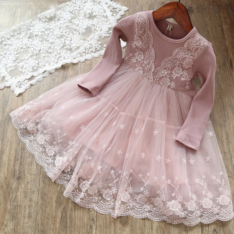 Ronny Lace Dress