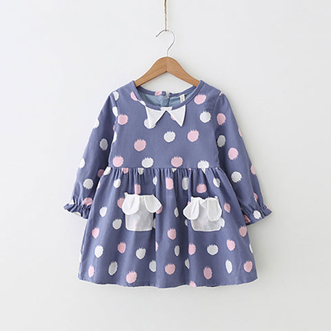 Polkadot Pocket Dress