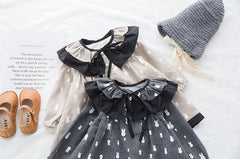 Rabbit Pattern Dress