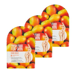FreshFood For Skin Nourishing Hand Mask Set (3 Packs)