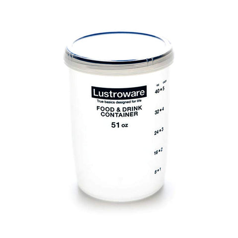 Airtight Screw Top Food Container (Various Size)