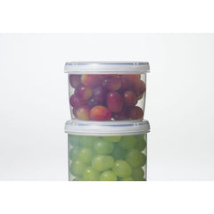 Airtight Screw Top Food Container Set (Set of 3)