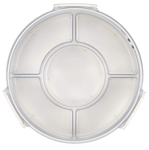 Gourmet Palette Food Storage Container Round