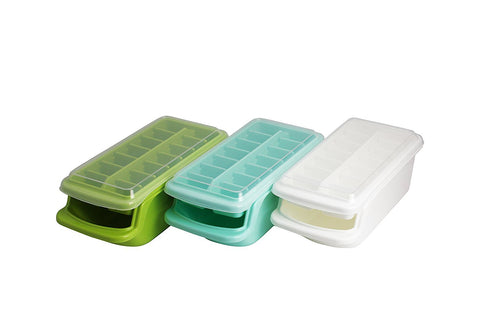 Ice Cube Tray Set (Set of 3)