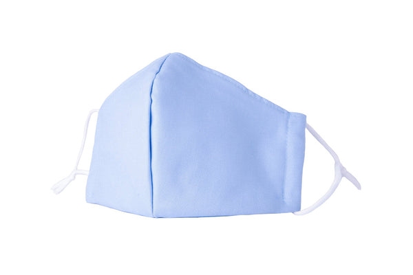 Fashionable Cotton Face Mask (Baby Blue)