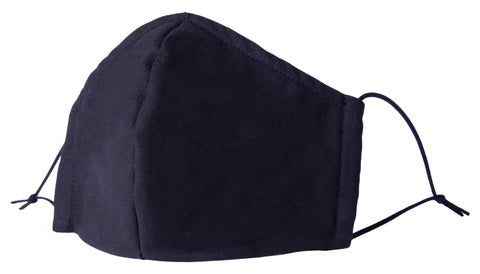 Fashionable Cotton Face Mask (Black)