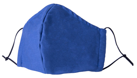 Fashionable Cotton Face Mask (Blue)