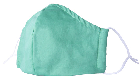 Fashionable Cotton Face Mask (Green)