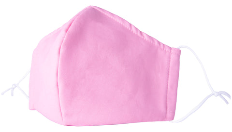 Fashionable Cotton Face Mask (Pink)