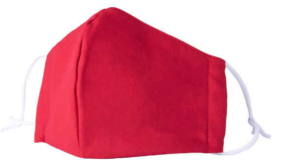 Fashionable Cotton Face Mask (Red)