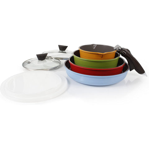 Midas Cookware Set (set of 9)
