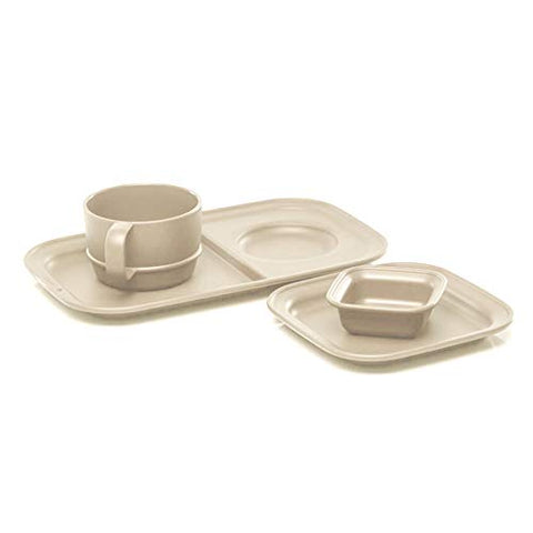 Ordinary Dining Set (Set of 4)