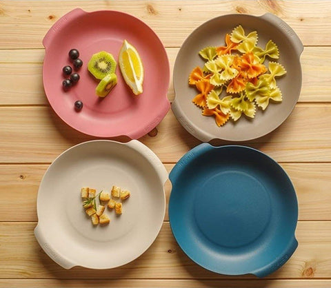 Round Pasta Bowl Set (Set of 4)