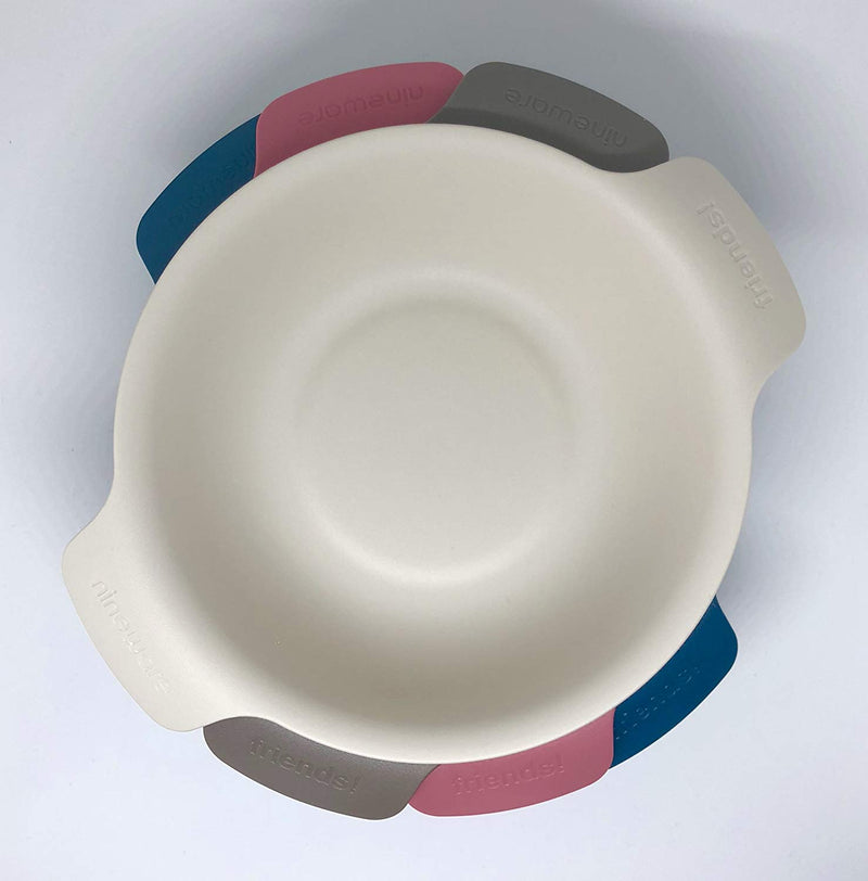 Plastic Bowl Set (Set of 4)