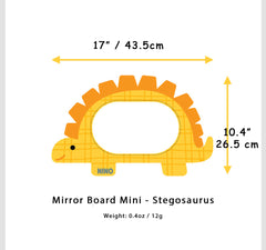Stegosaurus Mirror Board Mini