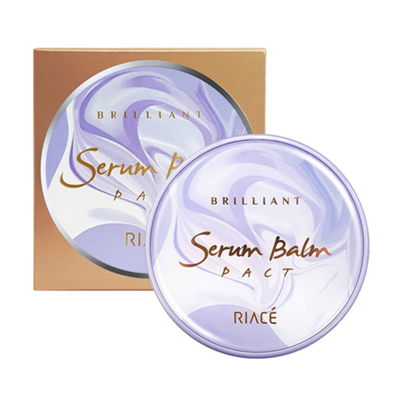 Julia RIACE Brilliant Serum Balm Pact