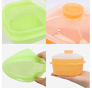 Silicone Steamer 15.9 Fl Oz Set (Set of 4)