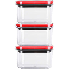 Smart Seal Airtight Food Storage Container 20.2oz / 0.6L (set of 3)