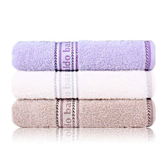 Arnaldo Basini Muse Bath Towel Set (Set of 3)