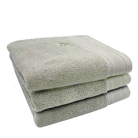 Hotel Collection Bath Towel Set Blue (Set of 3)