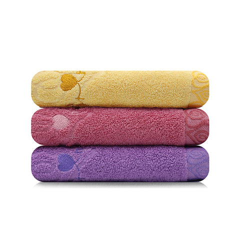 Sweet Heart Pitch Towel Set (Set of 3)