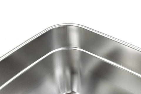 Stainless Steel Container 108oz Set (Set of 2)
