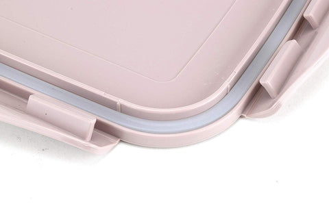 Stainless Steel Lunch Box 23.7oz Set (Set of 2)
