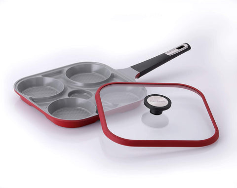 Steam Plus One-Handle Frying Pan