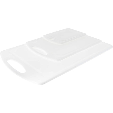 White Cutting Board Set (set of 3)