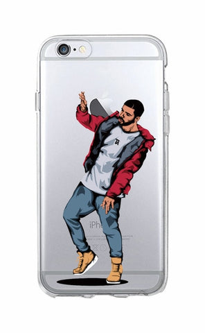 Drake Dancing iPhone Case