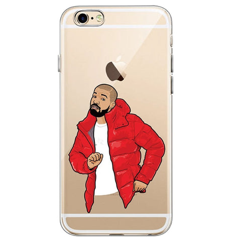 Drake Hotline Bling iPhone Case