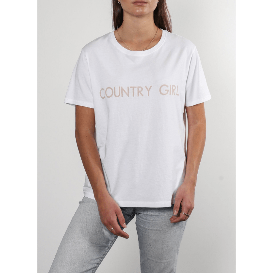 Brunette the Label Brunette the Label Country Girl Tee