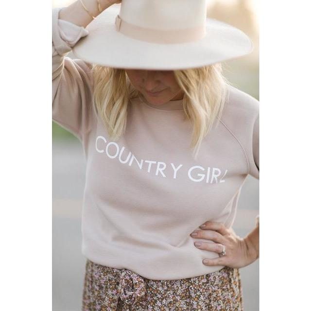 Brunette the Label Brunette the Label Country Girl X Monika Hibbs Colab