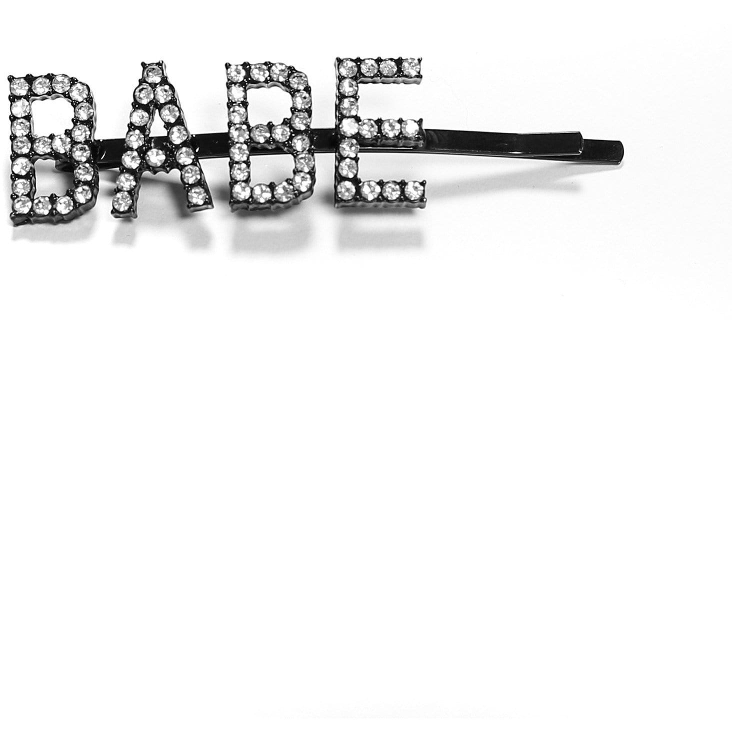 Brunette the Label DIAMOND / N/S Brunette the Label The Babe Hairclip