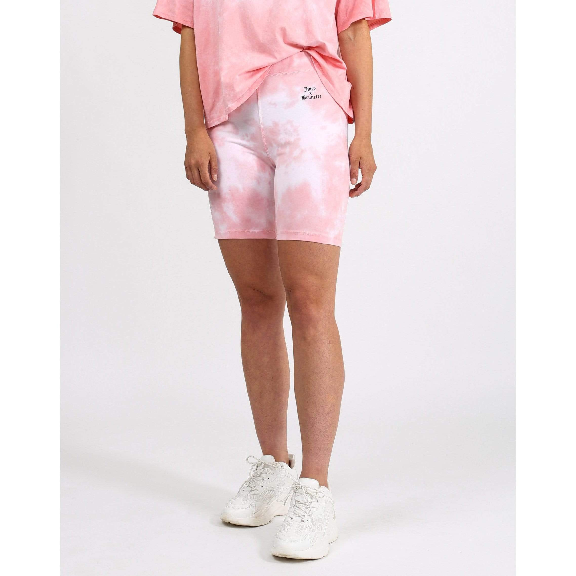 Brunette the Label JUICY BIKER SHORT
