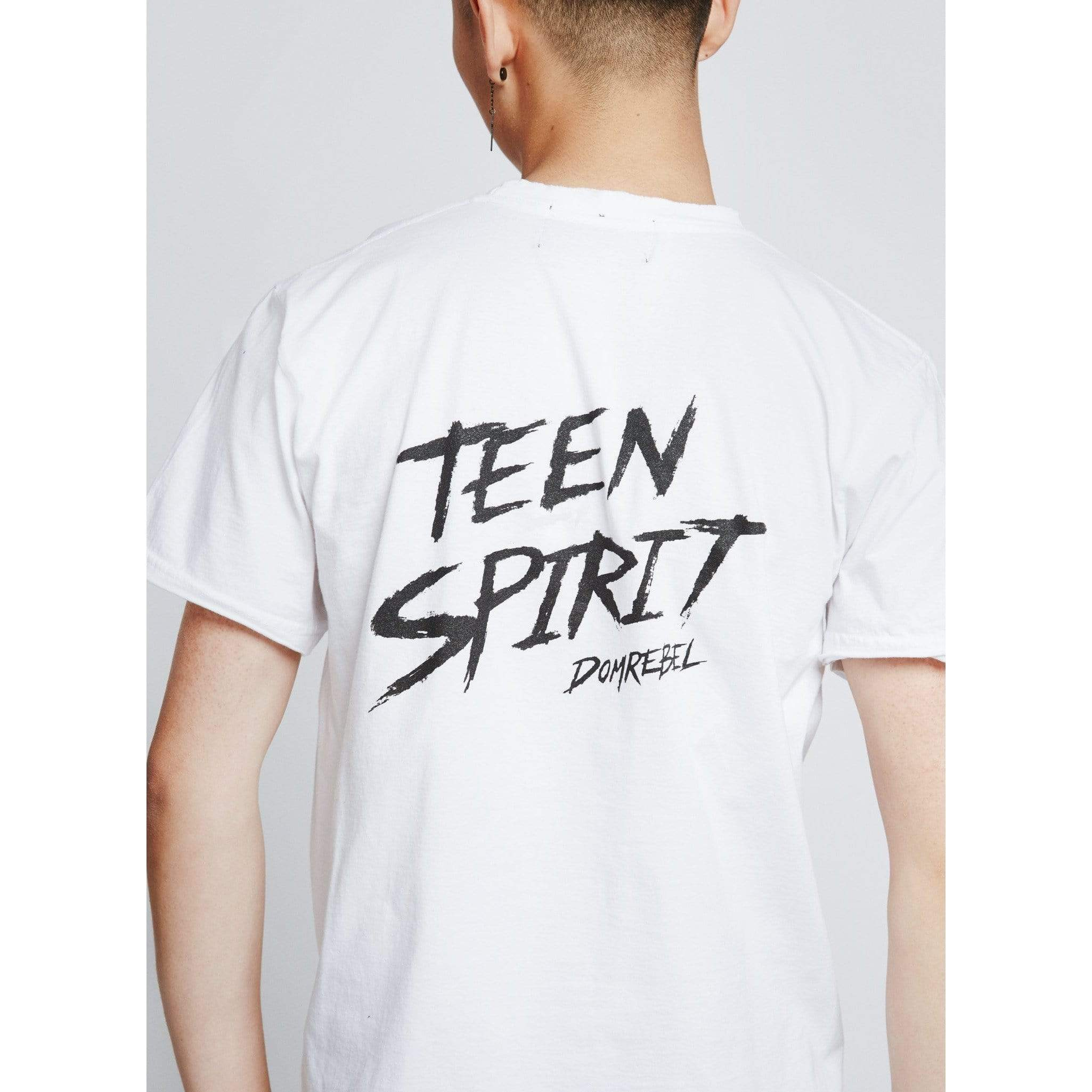 Dom Rebel Dom Rebel Teen Spirit Tshirt