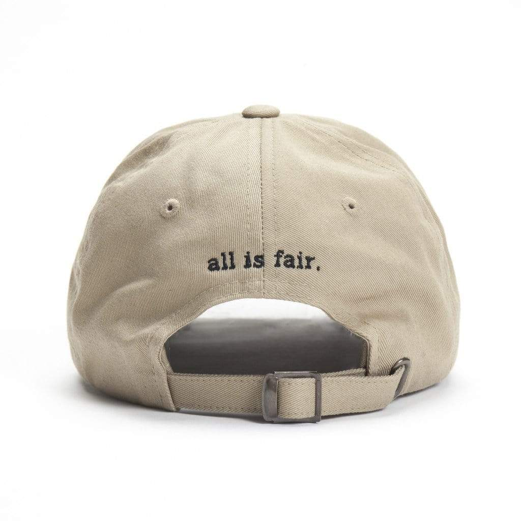 Fairplay KHAKI / N/S Fairplay Pops Dad Cap
