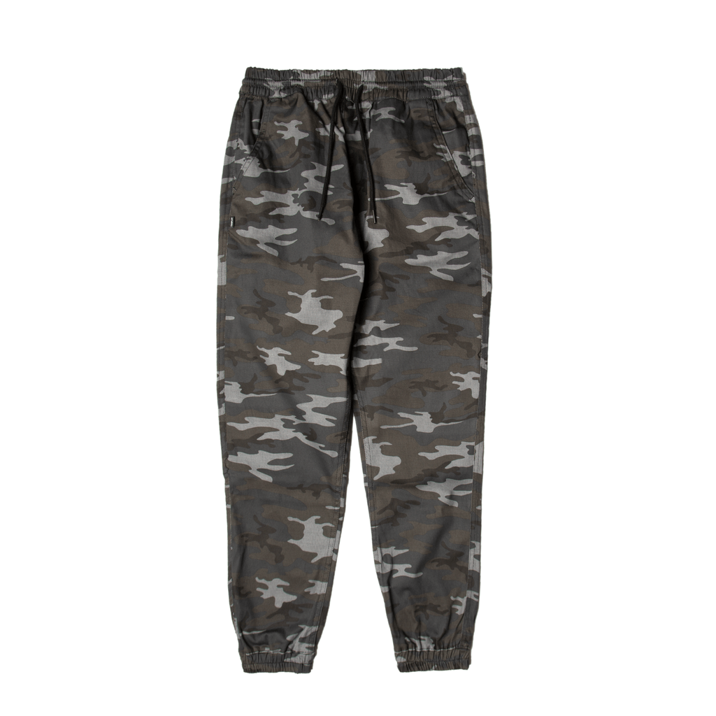 Fairplay BLACK CAMO / 28 Fairplay Runner Jogger Pant Black Camo