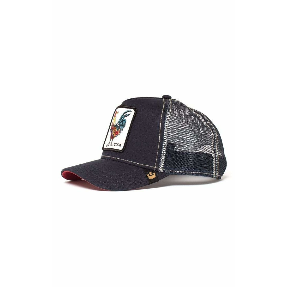Goorin BLACK / N/S Goorin Gallo Trucker Hat