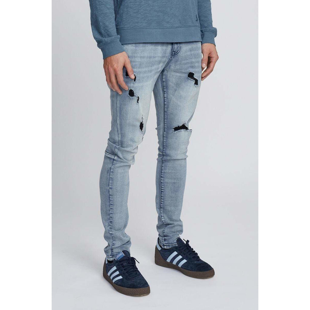 Kuwalla | Tee PURE BLUE / 30 Kuwalla Black Hole Denim