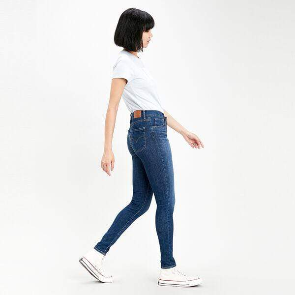Levi Strauss Levi's 720 High Rise Superskinny Echo Storm
