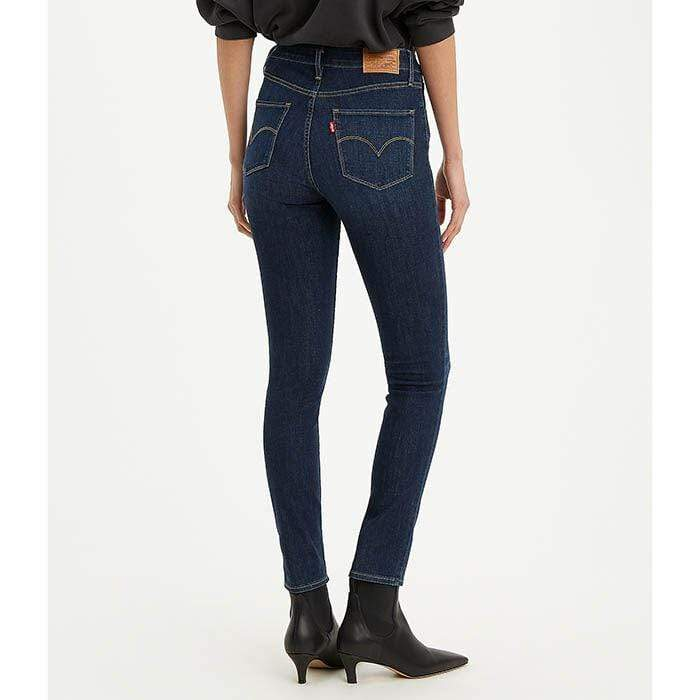 Levi Strauss Levi's 721 High Rise Skinny Smooth it Out