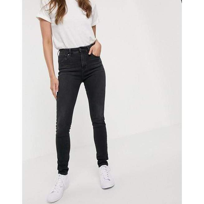 Levi Strauss Levi's High Rise 721 Skinny Shady Acres