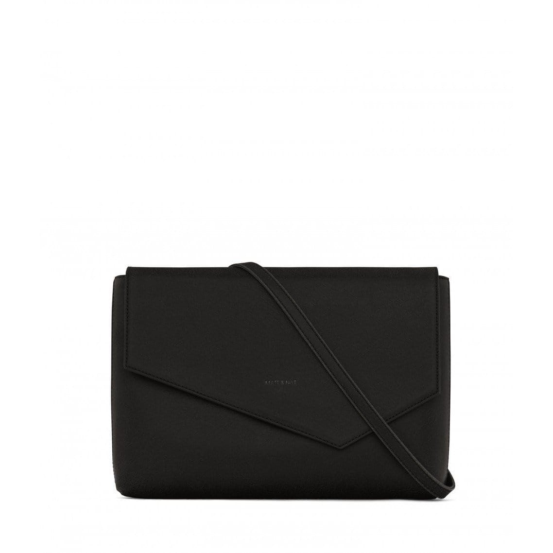 Matt & Nat BLACK / N/S Matt & Nat Riya Vintage Crossbody Bag + more colours