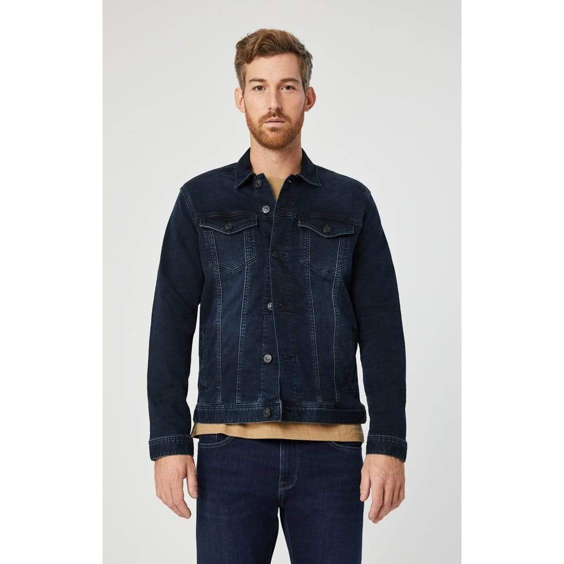 Mavi Jeans Mavi Drake Blue Black Athletic
