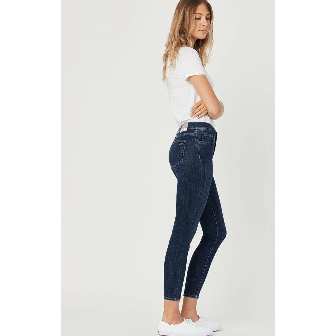 Mavi Jeans Mavi Scarlet in Dark Feather Blue