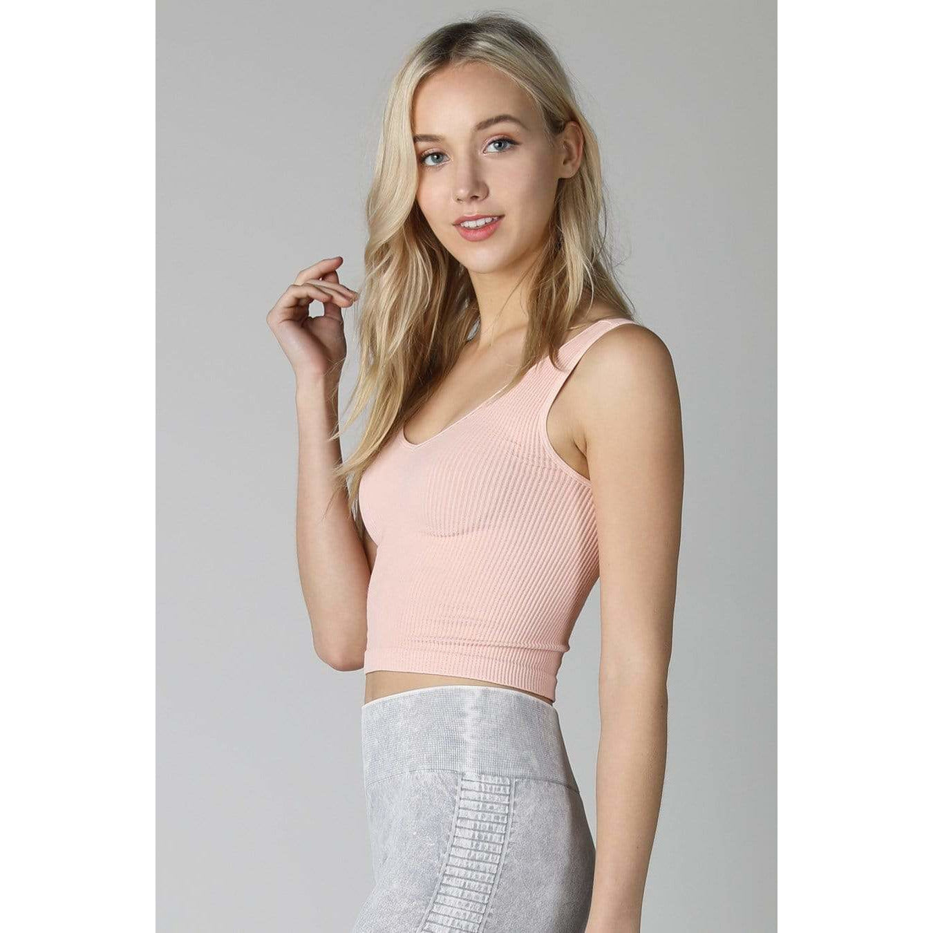 NikiBiki Vintage V-Neck Crop Top + more colours