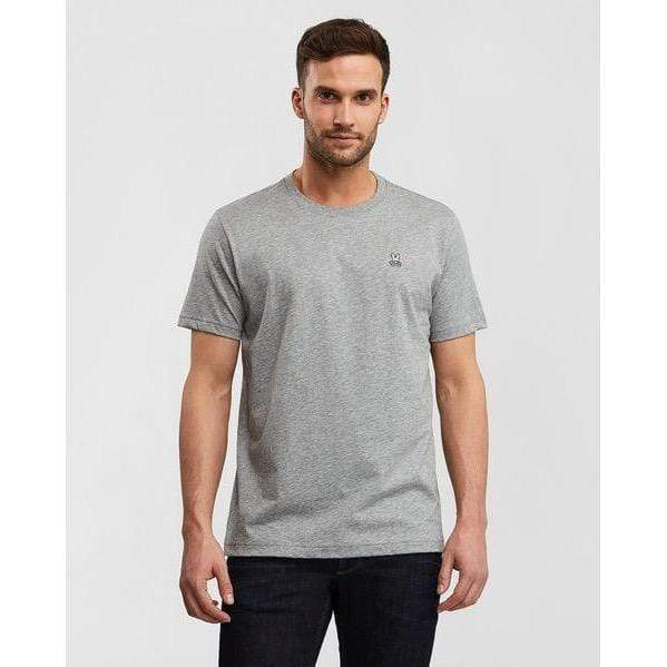 Psycho Bunny HEATHER GREY / S Psycho Bunny Classic Crew Neck Core Collection + more colours