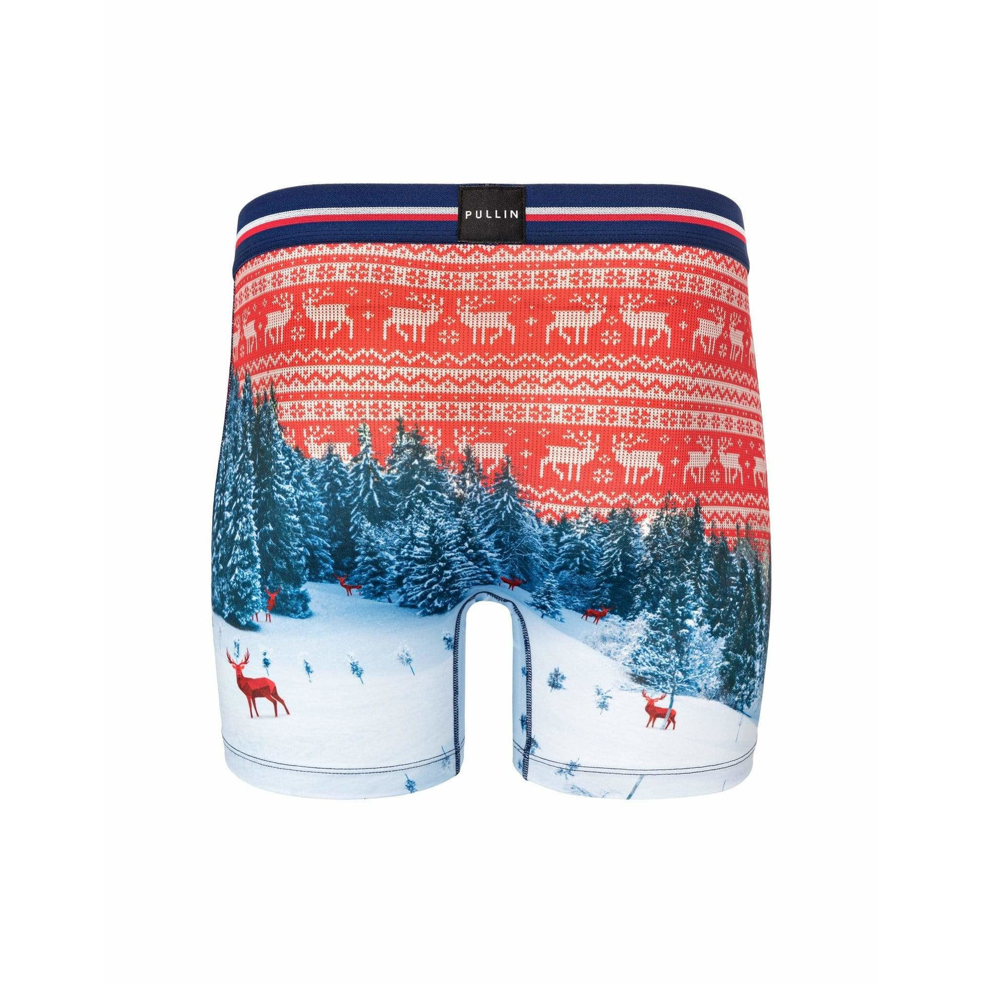 Pullin Pullin Fashion 2 Xmasdear Boxer Brief