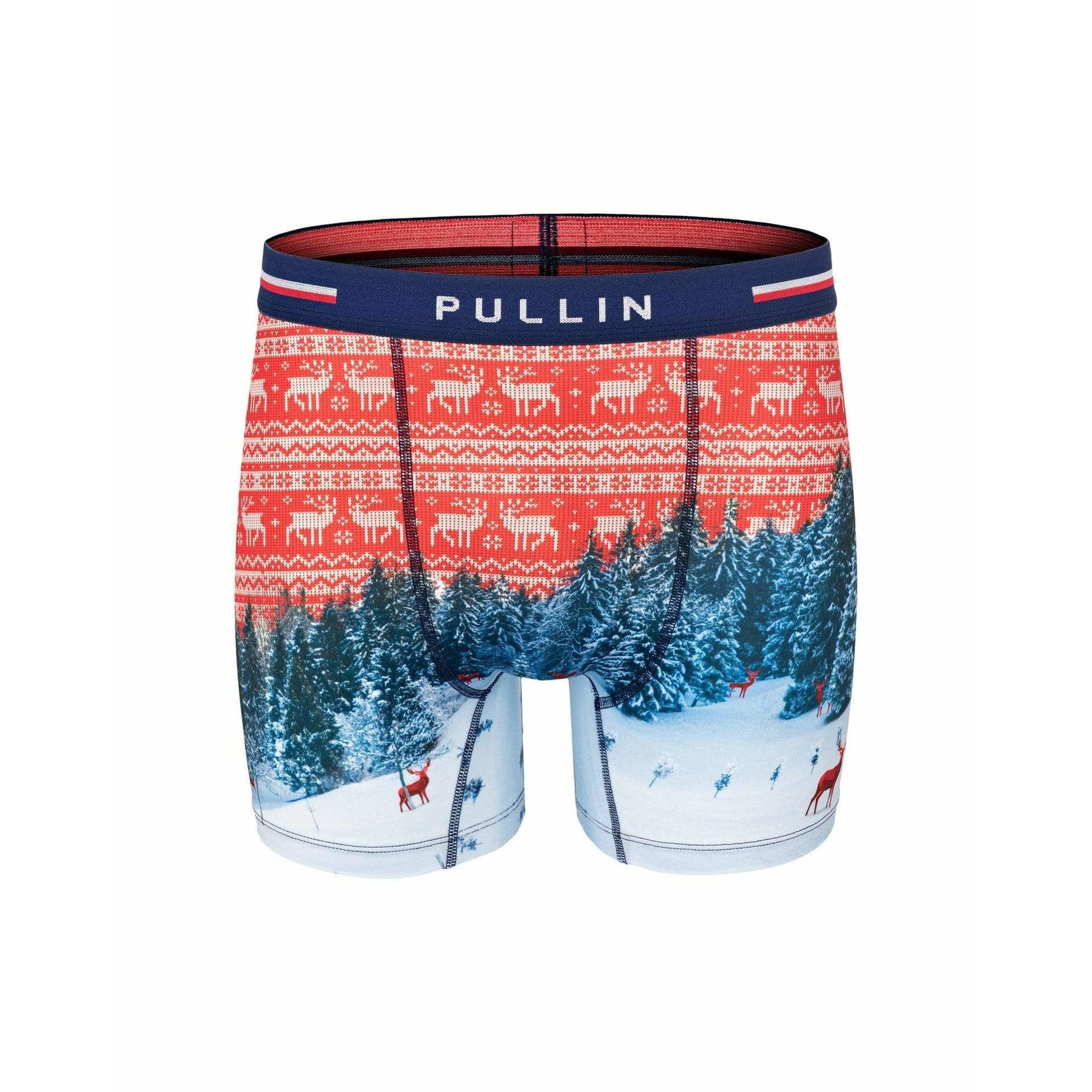 Pullin MULTI / S Pullin Fashion 2 Xmasdear Boxer Brief